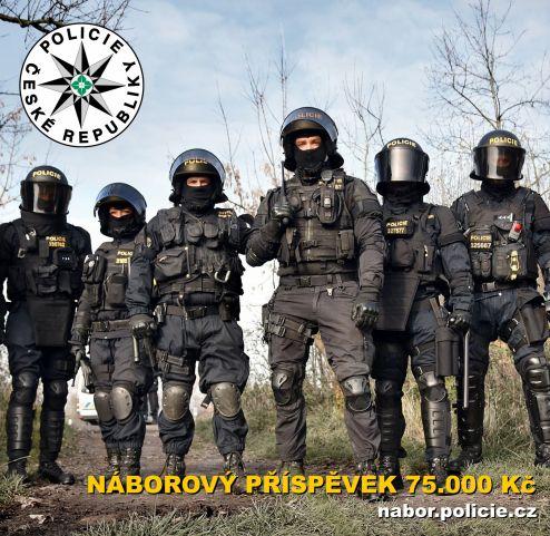 Nábor kpolicii ČR